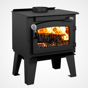 New Drolet Spark woodstove