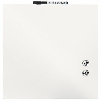 Quartet Magnetic Dry-erase Board Tile 14 X 14 Frameless White - Home Solutions