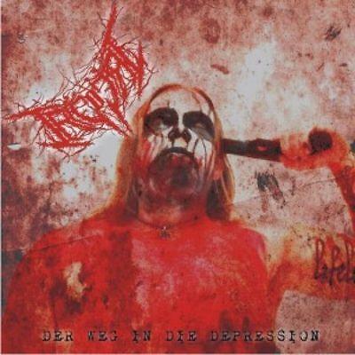 (Triebtat - Der Weg in die Depression CD 2014 reissue depressive black metal)