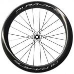 Shimano voorwiel Dura Ace 28 WH R9170 C60 TU F12 carbon