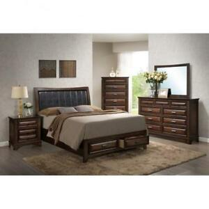 8 PC Wooden Bedroom Set on Sale  (BR42)