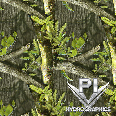 Hydrographic Film Hydro Dipping Water Transfer Printing Camo Swamp Hide Rc879