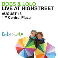 Bobs + Lolo Live at Highstreet