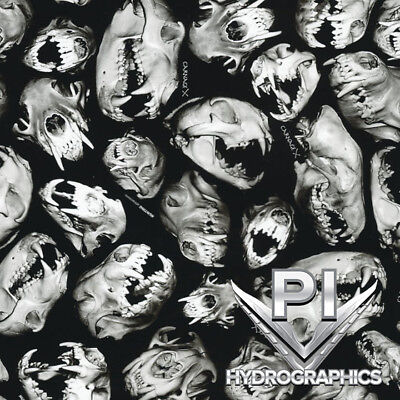 Hydrographic Film Hydro Dipping Water Transfer Printing Carnage Rc2528