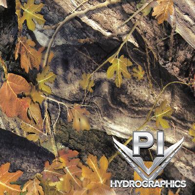 Hydrographic Film Hydro Dipping Water Transfer Printing Film Fall Oak Camo Hc452
