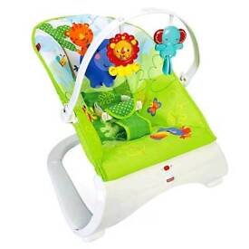 Fisher price bouncer x2