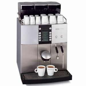 Commercial Food Equipment-Franke Sinfonia 2Step Espresso Machine