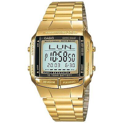 CASIO Databank Digital Watch DB360G-9A