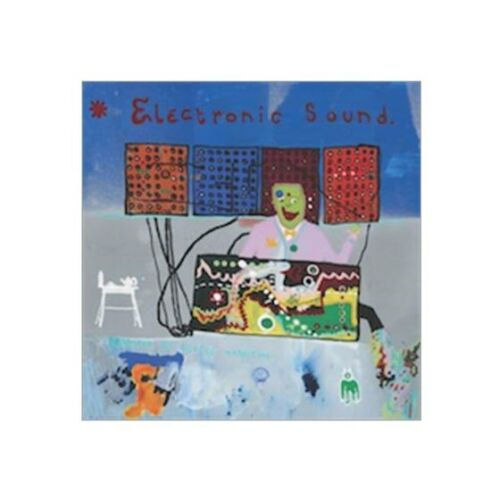 GEORGE HARRISON - Electronic Sound Limited Edition Numbered Lithograph
