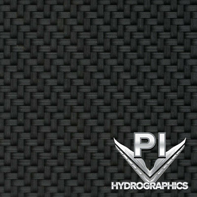 Hydrographic Film Hydro Dipping Transfer Film Lp Silverclear Weave Carbon Cf560