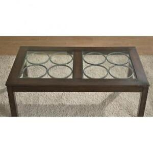 Contemporary Wooden Coffee Table Set (BR257)