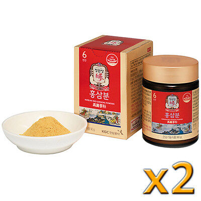 [Express] KGC CheongKwanJang Korean 6-Years Red Ginseng Powder 90g x 2 bottles