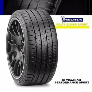 Michelin Pilot Super Sport PSS 245/40/18