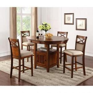 Brand new pub height dining set on sale (BR2104)
