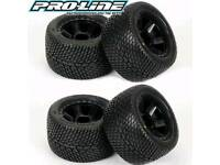 Proline road rage wheels and tires new