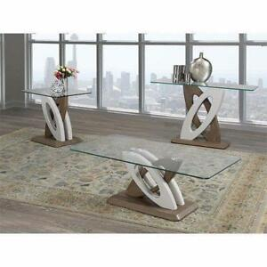 STYLISH, MODERN DESIGN COFFEE TABLE - VISIT WWW.KITCHENANDCOUCH.COM FOR MORE DESIGNS! (BF-48)