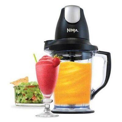 Ninja QB1005 Pro Skilled Prep Pulse Blender & Food Processor (Refurbished)