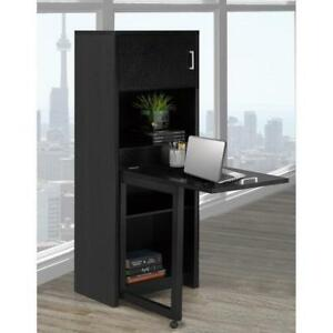 Bookcase with Fold down Desk (BD-1905)
