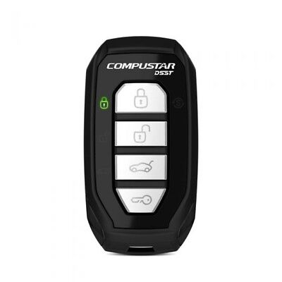 Compustar 2WG15R-SS PRO 4B 2-Way, 2-Mile Remote