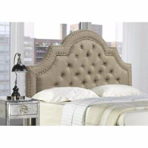 QUEEN SIZE HEADBOARD ON SALE (BR24)