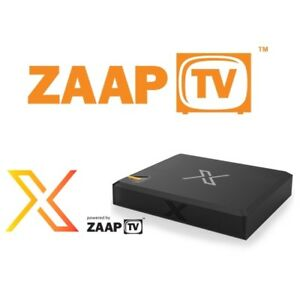 Selling ZAAP TV device only