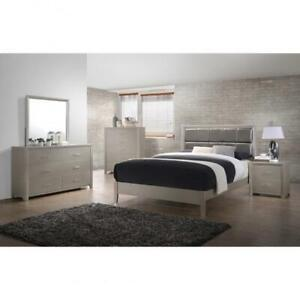 Queen Bed Bedroom Set | 6pcs (BR1307)