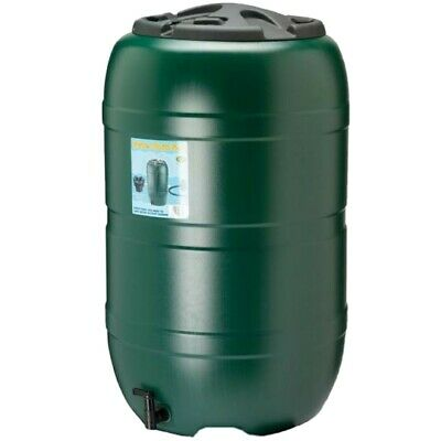 Water Butt with Lockable Lid and Tap - 210 Litre | NEW