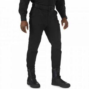 Men's motorcycle Police Pants, Black, 50-Waist, regular length