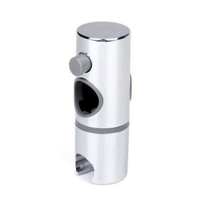 (Hand Held Chrome-Plated Shower Bracket Holder for Bathroom Slide Bar R5L9)