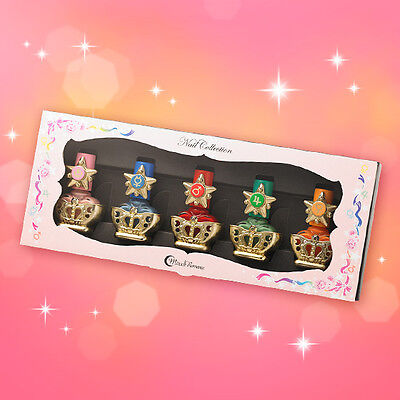 Bandai Sailor Moon Miracle Romance Nail Collection Make-to-order production 2013
