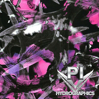 Hydrographic Film Hydro Dipping Water Transfer Printing Camo Pink Inkstag Rc-502