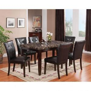 LATEST DESIGN DINING SETS ON SALE!!! REDUCED PRICES UPTO 50% OFF (AD 623)
