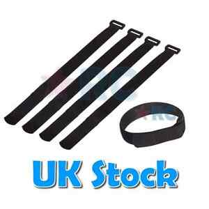 RC Car Lipo Battery Strap - Strong & Secure Reusable Velcro - Pack of 5 From UK