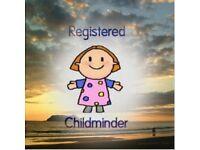 Ofsted registered childminder