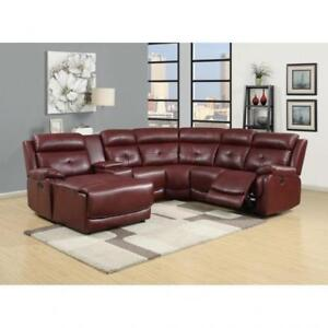sectional sofas with recliners and chaise (BR297)