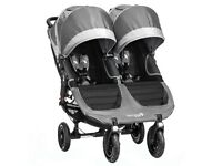 Twin Stroller - Baby Jogger City Mini GT Double