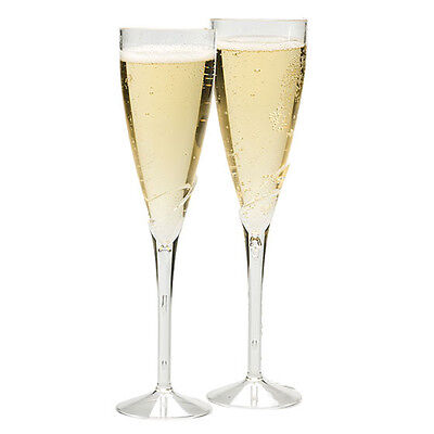 Champagne Flutes Wedding Party 9