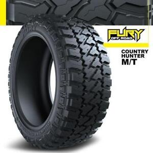 HOTTEST TIRES IN THE MARKET !! NEW FURY COUNTRY HUNTER MT AND RT TIRES !!! MUD TIRES