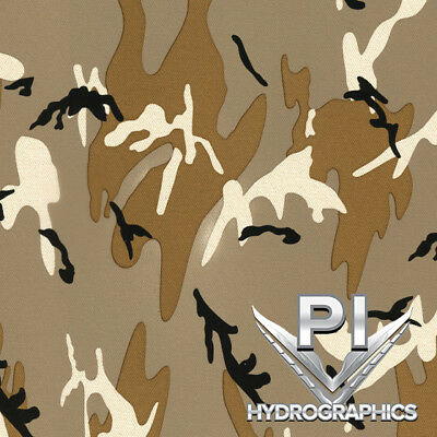Hydrographics Film Hydro Dipping Water Transfer Printing Tan Fabric Camo Mc211
