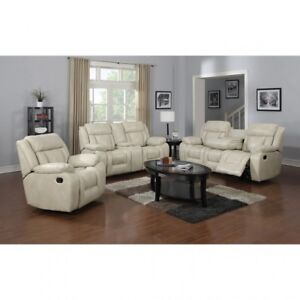 RECLINER SETS, STARTING AT $899 FOR 3 PC SET, WOW