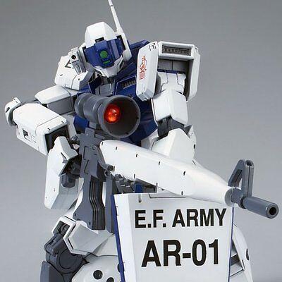 [Premium Bandai] MG 1/100 GM Sniper II White Dingo Team (IN STOCK)