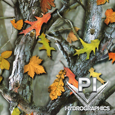 Hydrographic Film Hydro Dipping Water Transfer Film Leaf Woods Mix Camo Hc462