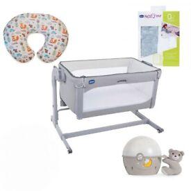 Next2me baby cot