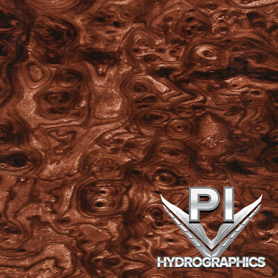 Hydrographic Film Hydro Dipping Water Transfer Printing Film Wood Grain Bw-1810