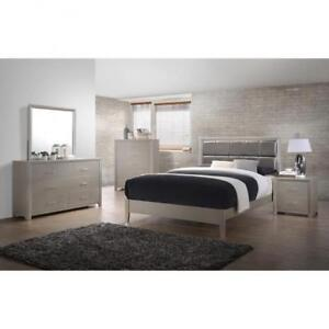 7 PC Modern Bedroom Set in Queen (BR214)