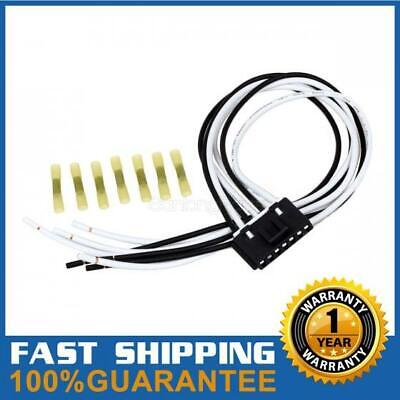 7 Wire Pigtail Blower Motor Resistor Plug Connector For Chevy For GMC PT2195