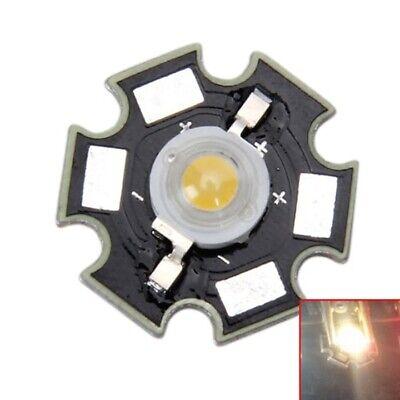 3w High Power Star Led Light Lamp Bulb White H8l2