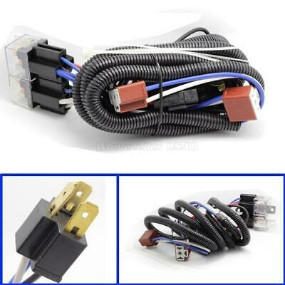 Used, 2x H4 Relay Harness Ceramic Plugs For Cars w/ Upgraded Halogen/ Xenon H4 Bulbs. for sale  Milpitas