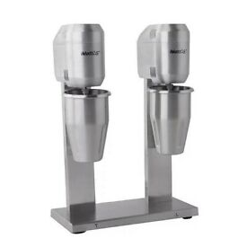 Commercial Double Drink Mixer Double Spindle