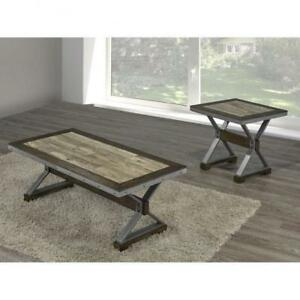 Solid wood Coffee Table Caledon (BR502)